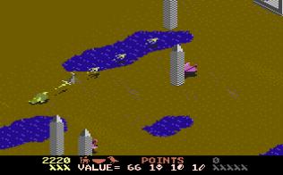 Desert Falcon Atari 7800 07