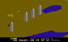 Desert Falcon Atari 7800 09