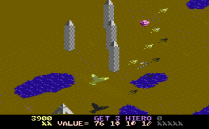 Desert Falcon Atari 7800 12