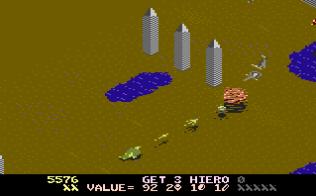 Desert Falcon Atari 7800 13
