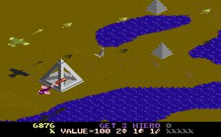 Desert Falcon Atari 7800 15