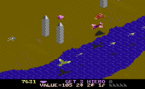 Desert Falcon Atari 7800 21