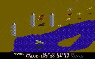 Desert Falcon Atari 7800 23