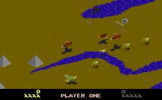 Desert Falcon Atari 7800 25