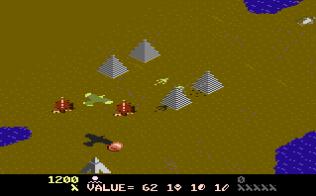 Desert Falcon Atari 7800 26