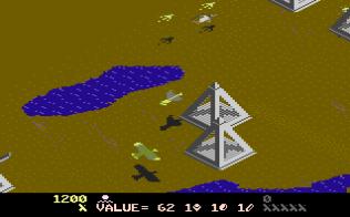 Desert Falcon Atari 7800 27