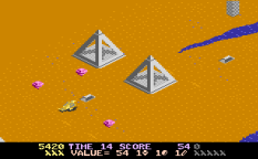 Desert Falcon Atari 7800 35