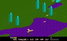 Desert Falcon Atari 7800 44