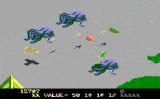 Desert Falcon Atari 7800 49