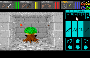 Dungeon Master - Theron's Quest PC Engine 022