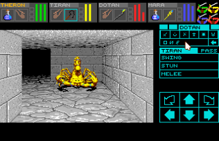 Dungeon Master - Theron's Quest PC Engine 059