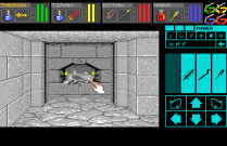 Dungeon Master - Theron's Quest PC Engine 073