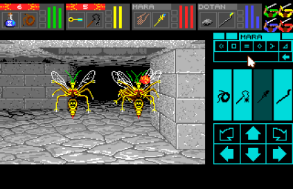 Dungeon Master - Theron's Quest PC Engine 100