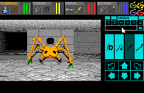 Dungeon Master - Theron's Quest PC Engine 108