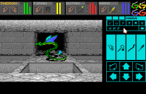 Dungeon Master - Theron's Quest PC Engine 123