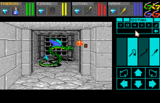 Dungeon Master - Theron's Quest PC Engine 141