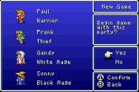 Final Fantasy 1 and 2 - Dawn of Souls GBA 004
