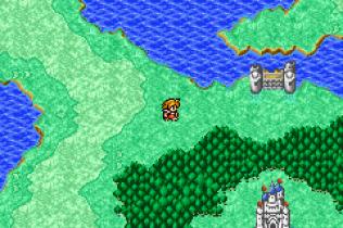Final Fantasy 1 and 2 - Dawn of Souls GBA 011