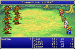 Final Fantasy 1 and 2 - Dawn of Souls GBA 015