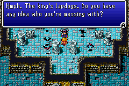 Final Fantasy 1 and 2 - Dawn of Souls GBA 031