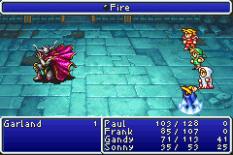 Final Fantasy 1 and 2 - Dawn of Souls GBA 032