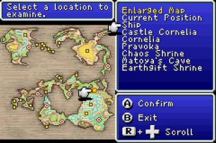 Final Fantasy 1 and 2 - Dawn of Souls GBA 042