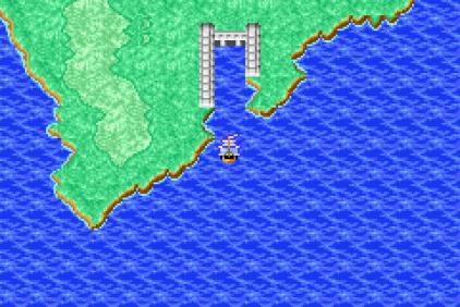 Final Fantasy 1 and 2 - Dawn of Souls GBA 045