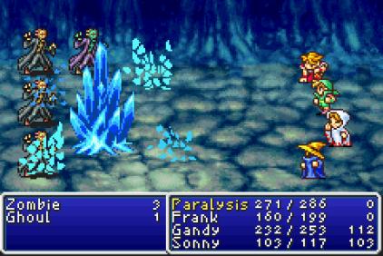 Final Fantasy 1 and 2 - Dawn of Souls GBA 053