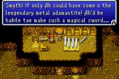 Final Fantasy 1 and 2 - Dawn of Souls GBA 055