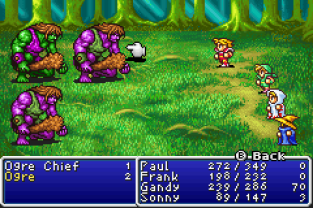 Final Fantasy 1 and 2 - Dawn of Souls GBA 056