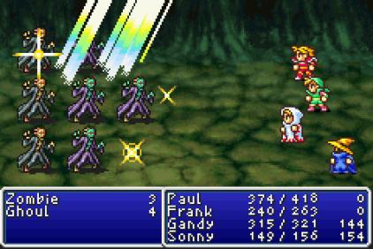 Final Fantasy 1 and 2 - Dawn of Souls GBA 064