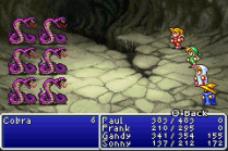 Final Fantasy 1 and 2 - Dawn of Souls GBA 071