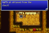 Final Fantasy 1 and 2 - Dawn of Souls GBA 072