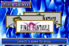 Final Fantasy 1 and 2 - Dawn of Souls GBA 076