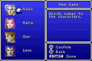 Final Fantasy 1 and 2 - Dawn of Souls GBA 078