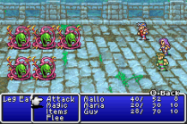 Final Fantasy 1 and 2 - Dawn of Souls GBA 095