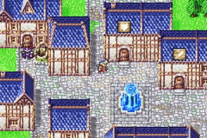 Final Fantasy 1 and 2 - Dawn of Souls GBA 097