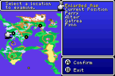 Final Fantasy 1 and 2 - Dawn of Souls GBA 099
