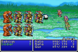 Final Fantasy 1 and 2 - Dawn of Souls GBA 101