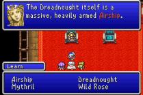 Final Fantasy 1 and 2 - Dawn of Souls GBA 102