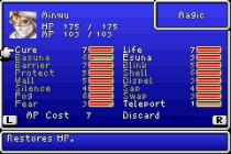 Final Fantasy 1 and 2 - Dawn of Souls GBA 103