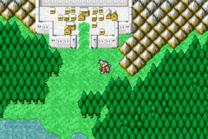 Final Fantasy 1 and 2 - Dawn of Souls GBA 111
