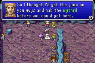 Final Fantasy 1 and 2 - Dawn of Souls GBA 121