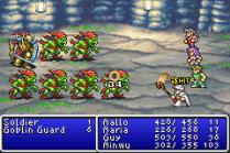 Final Fantasy 1 and 2 - Dawn of Souls GBA 124