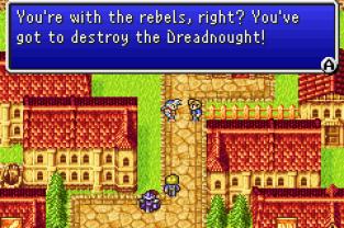 Final Fantasy 1 and 2 - Dawn of Souls GBA 130