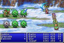Final Fantasy 1 and 2 - Dawn of Souls GBA 139