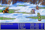 Final Fantasy 1 and 2 - Dawn of Souls GBA 145