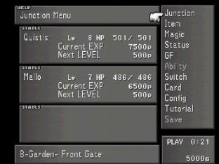Final Fantasy 8 PS1 086