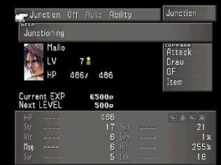 Final Fantasy 8 PS1 087