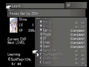 Final Fantasy 8 PS1 089